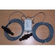 HW-80HP - HW-80HP - Multiband HF off-centre fed dipole with 4:1 balun 80-10m inc WARC 40m long 400W